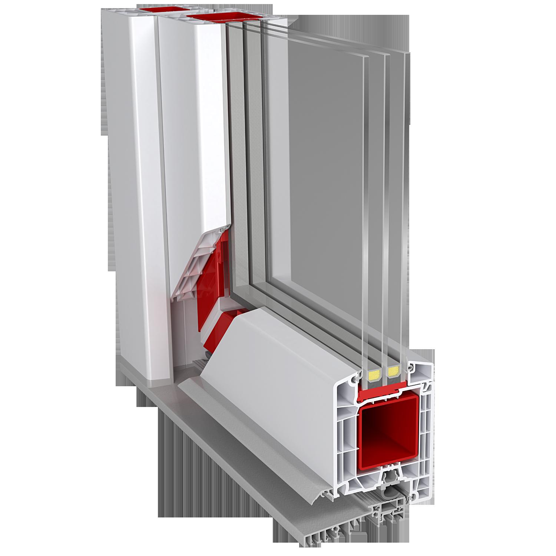 7759 systeme de portes d'entree - Porte dentr  e 85mm - SYSTEME DE PORTES D'ENTREE