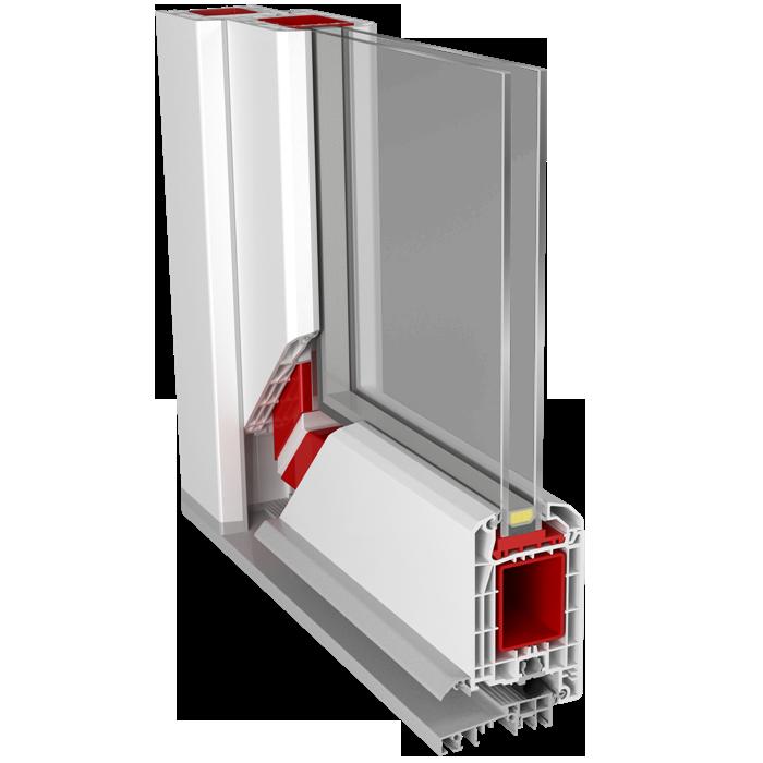 7760 systeme de portes d'entree - Porte dentr  e IDEAL 4000   - SYSTEME DE PORTES D'ENTREE